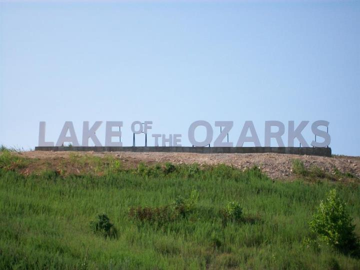 Lake Ozark Sign