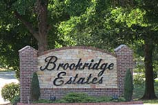 Brookridge Estates in Overland Park