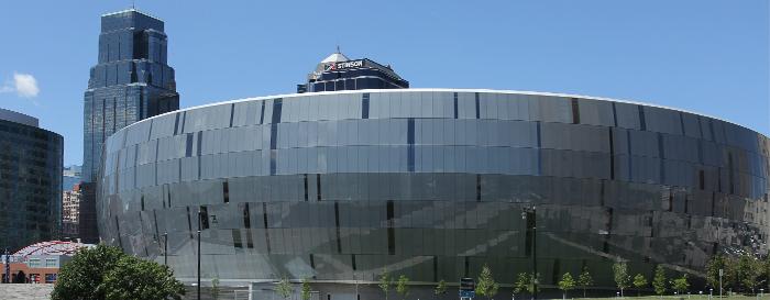 Downtown Kansas City Sprint Center