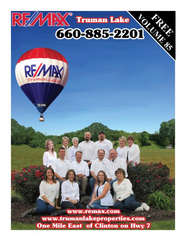 REMAX Truman Lake Listing Brochure