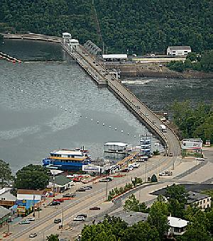 Bagnall dam strip